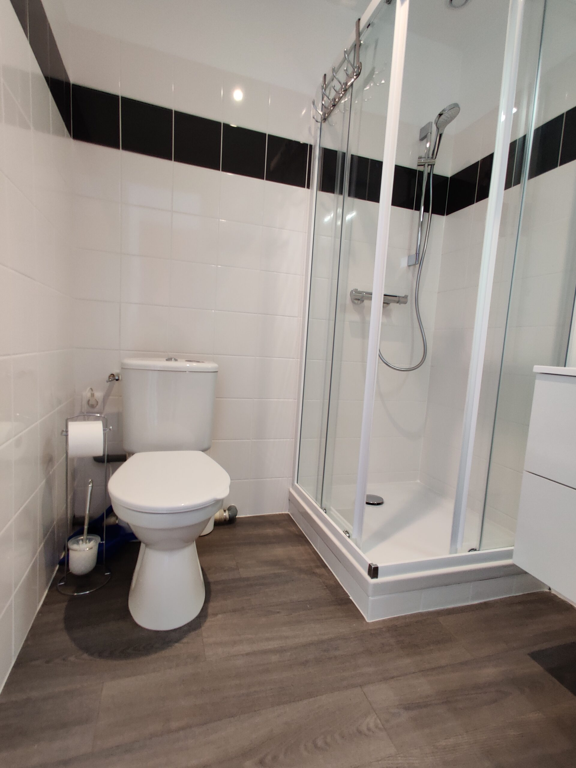 Salle d'eau appartement